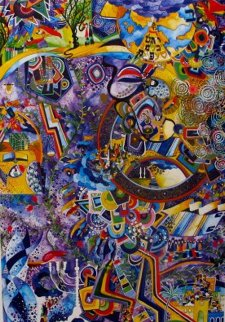 Celebrations 1996 Limited Edition Print by Raphael Abecassis