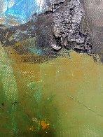 Old Village 31x39 Original Painting by Vano Abuladze - 3