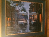 Enchanted Evening 30x33 Original Painting by Alexei  Butirskiy - 2