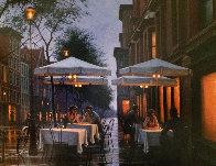 Enchanted Evening 30x33 Original Painting by Alexei  Butirskiy - 0