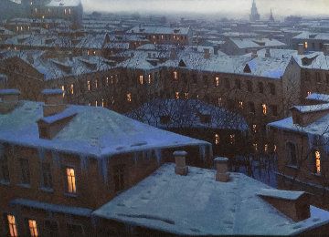 Echoes of  Winter 2002 Limited Edition Print by Alexei  Butirskiy