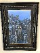 Magnificent Mile 48x36 Chicago Original Painting by Alexei  Butirskiy - 1