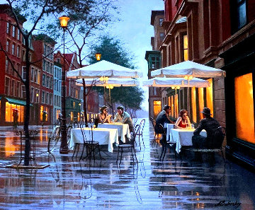 Enchanted Evening 2006 Limited Edition Print by Alexei  Butirskiy
