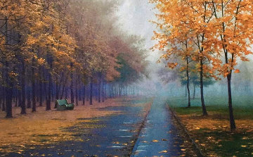 Autumn  Limited Edition Print - Alexei  Butirskiy