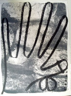 Stones for a Wall (Suite of 10)  Limited Edition Print by Vito Acconci - 9