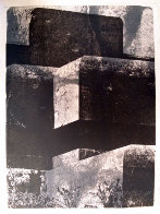 Stones for a Wall (Suite of 10)  Limited Edition Print by Vito Acconci - 2