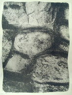 Stones for a Wall (Suite of 10)  Limited Edition Print by Vito Acconci - 7