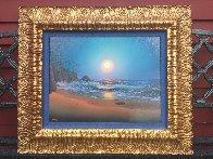 Divine Order 1987 23x27 Original Painting by Loren D Adams - 1