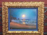 Divine Order 1987 23x27 Original Painting by Loren D Adams - 3