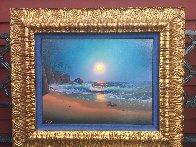 Divine Order 1987 23x27 Original Painting by Loren D Adams - 4