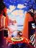 Sun Lady 1988 Limited Edition Print by Loren D Adams - 0