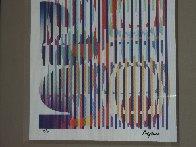 Oval 2005 Limited Edition Print by Yaacov Agam - 3