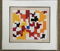 Woman Limited Edition Print by Yaacov Agam - 1