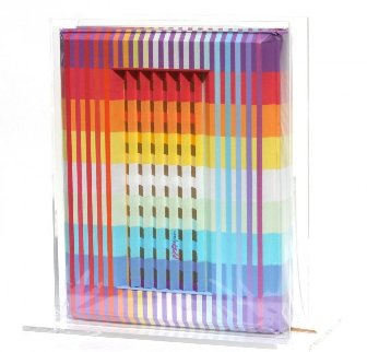 Torah Book Polymorph Sculpture 1992 11 in Sculpture - Yaacov Agam