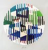 Jazz Series 1993 Limited Edition Print by Yaacov Agam - 0