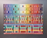 Blessing Light  Limited Edition Print by Yaacov Agam - 0