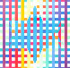 Op Art Lithograph Magen David Star 1980 Limited Edition Print by Yaacov Agam - 0