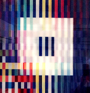 Creation of Time AP Agamograph 1991 Sculpture - Yaacov Agam