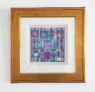 Four Seasons A/B/D Agamograph 2005  Limited Edition Print by Yaacov Agam - 1