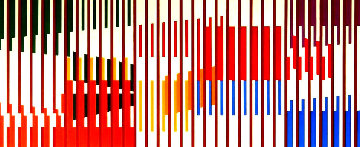Untitled Op Art 1970 Limited Edition Print - Yaacov Agam