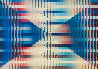 Then and Now Agamograph 1990 Sculpture by Yaacov Agam - 3