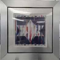 Birth of a Star Agamograph Sculpture Limited Edition Print by Yaacov Agam - 1
