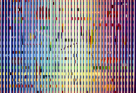 Depth of the Sea, Transparent Blue Grill Agamograph 2010 Sculpture by Yaacov Agam - 0
