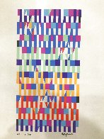 Untitled Lithograph Limited Edition Print by Yaacov Agam - 1