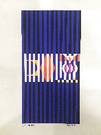 Untitled Lithograph Limited Edition Print by Yaacov Agam - 2