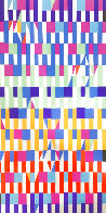 Untitled Lithograph Limited Edition Print by Yaacov Agam - 0