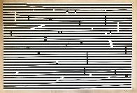 Metamorphosis V 1976   Huge Limited Edition Print by Yaacov Agam - 1