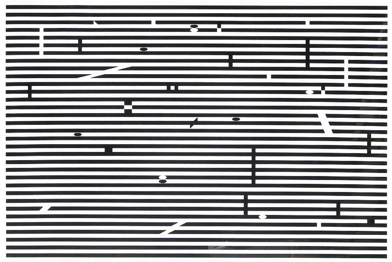 Metamorphosis V 1976 Limited Edition Print by Yaacov Agam