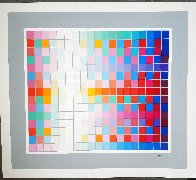 Square Wave AP Limited Edition Print by Yaacov Agam - 3