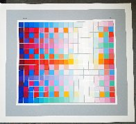 Square Wave AP Limited Edition Print by Yaacov Agam - 2
