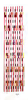 Vertical Orchestration HC 1979 Limited Edition Print by Yaacov Agam - 0