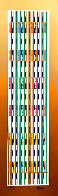 Vertical Orchestration II 1979 Limited Edition Print by Yaacov Agam - 0