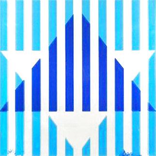 Star of David Limited Edition Print - Yaacov Agam