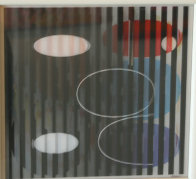 Cycle Agamograph 1977 Limited Edition Print by Yaacov Agam - 1