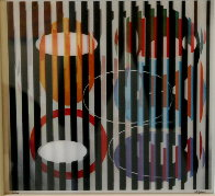 Cycle Agamograph 1977 Limited Edition Print by Yaacov Agam - 2