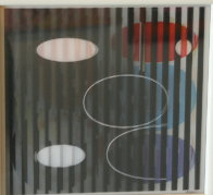 Cycle Agamograph 1977 Limited Edition Print by Yaacov Agam - 3