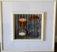 Cycle Agamograph 1977 Limited Edition Print by Yaacov Agam - 4