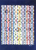 Beyond the Visible 1980 Limited Edition Print by Yaacov Agam - 0