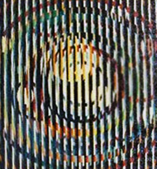 Sun and Moon Galaxy 2007 Limited Edition Print by Yaacov Agam