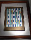12 Tribes of Israel Gaad and Levi Agamograph 1981 Sculpture by Yaacov Agam - 3