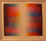 Magic Rainbow, Set of 3 1979 Limited Edition Print by Yaacov Agam - 1