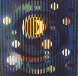 Sun and Moon Romance on canvas 2007 Limited Edition Print by Yaacov Agam - 0