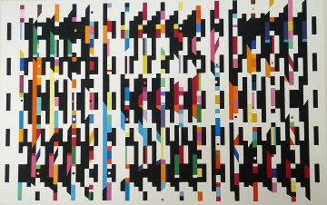 Untitled B 1976 Limited Edition Print by Yaacov Agam
