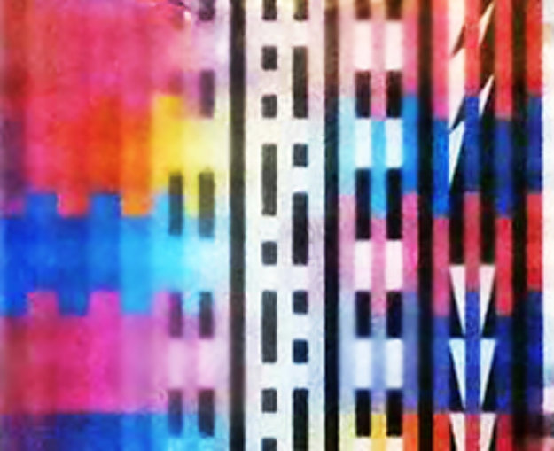 Rapport 2005 Limited Edition Print by Yaacov Agam