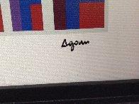 Big Bang 2007 Limited Edition Print by Yaacov Agam - 2