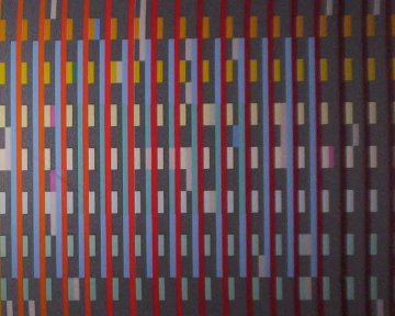 Untitled Agamograph Other - Yaacov Agam